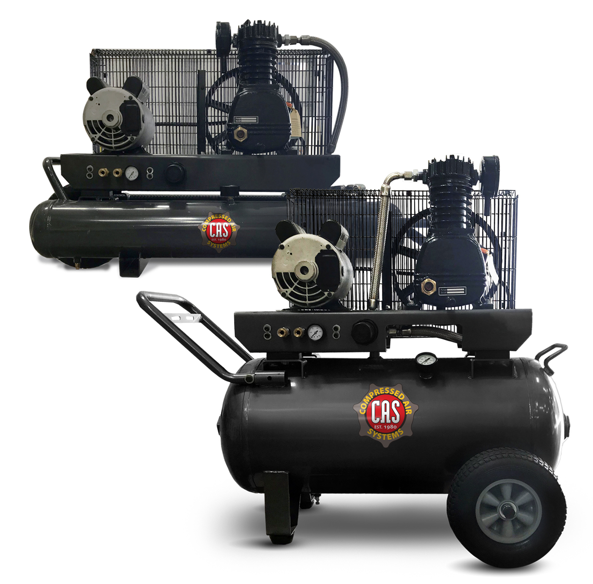 2 HP Portable Electric Compressor image