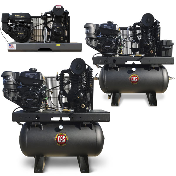 14 HP | 24 cfm Engine Driven Compressor photo