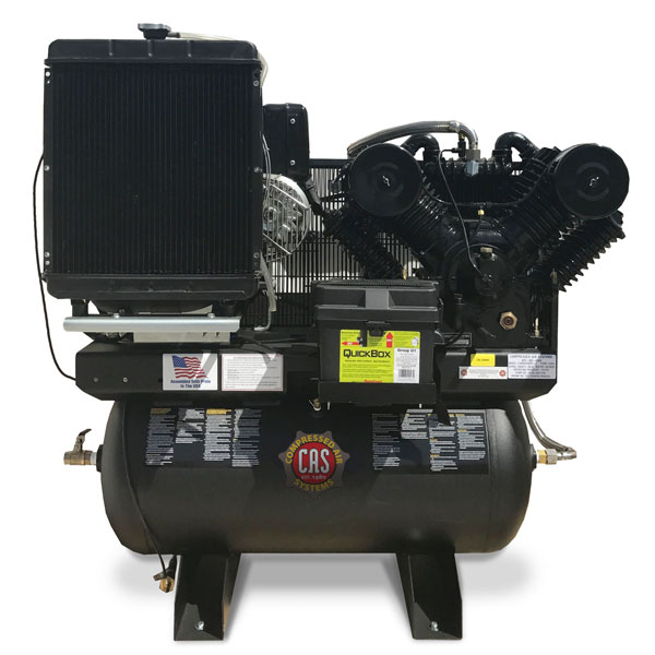 17 HP Diesel Engine Driven Compressor