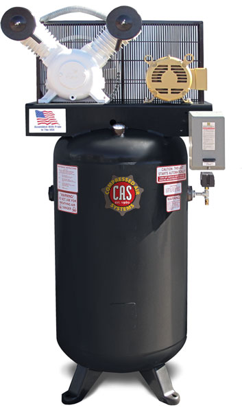 3 HP Oil-free Industrial-Duty Compressors